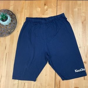 KooGa Compression short Blue
